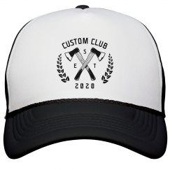 Custom Axe Throwing Hat