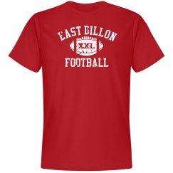 East Dillon Football