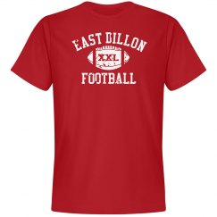 East Dillon Football