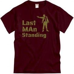 Last Man T-Shirt