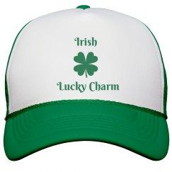 Irish Lucky Charm Hat