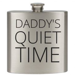 Daddy's Quiet Drinking