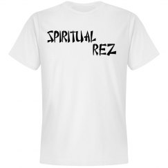 Spiritual Rez Zen Tee