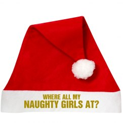 Santa's Naughty Girls