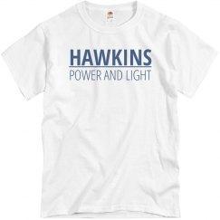 Hawkins Power And Light Tee