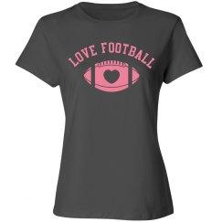 Cute Love Football