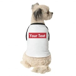 Personalized Supreme Parody Pet Shirt