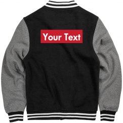 Customize Your Own Parody Supreme Jacket