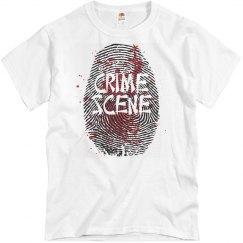Crime Scene T-Shirt