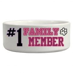 #1 family member girl