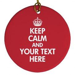 Keep Calm Christmas