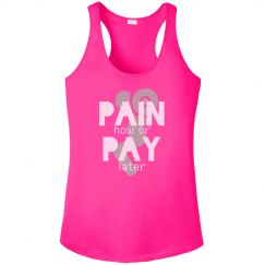 Pain Now or Pay Later