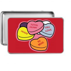 Valentine's Day Candy Storage