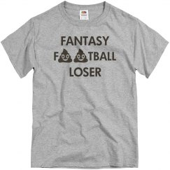 Simple Fantasy Football Loser