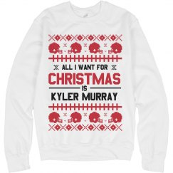 Kyler Murray For Christmas Sweater