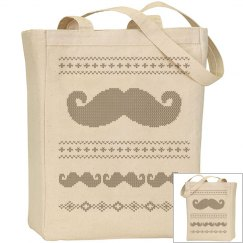 Mustache/Must Have Bag