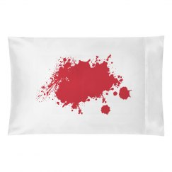 Bloody Pillowcase