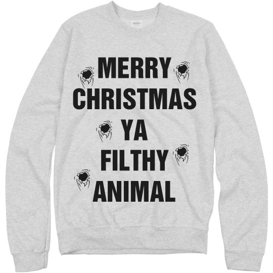 A Filthy Animal Christmas
