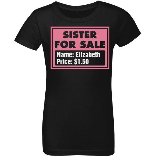 A Funny Big Sister
