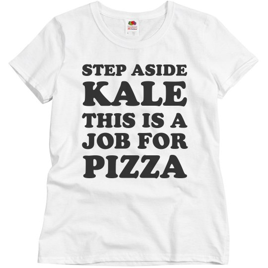 A Job For Pizza