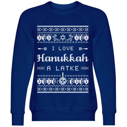 A Latke Of Love For Hanukkah