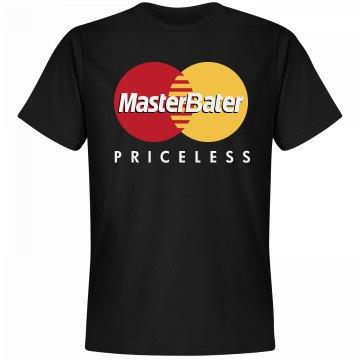 A Priceless Masterbater
