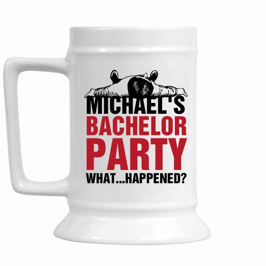 A Rough Bachelor Party