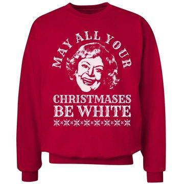 A White Golden Christmas