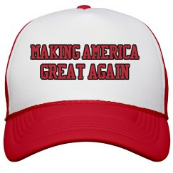 Making America Great Again Hat