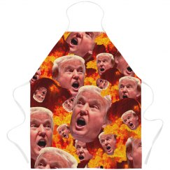Fire & Fury Funny Trump Dad Gift