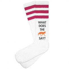 What Does Fox Sox Say?