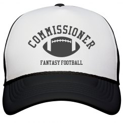 Football Commissioner Hat