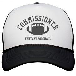 Football Commissioner Hat