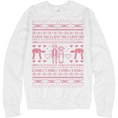 Cute Carbonite Christmas