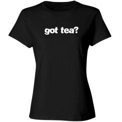 Got tea shirt