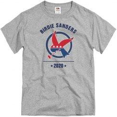 DNC 2020 Birdie Sanders