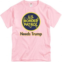 US Border For Trump