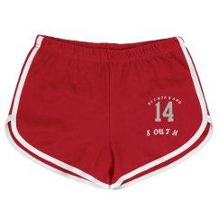 Rmg south booty shorts
