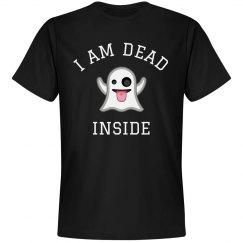 Ghost Emoji I'm Dead Inside