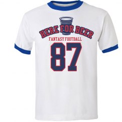 Fantasy Football Team Tee