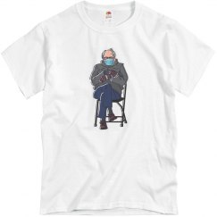 Inauguration Bernie Chair Tee