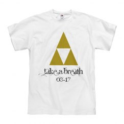 Take a Breath - Gaming Tee