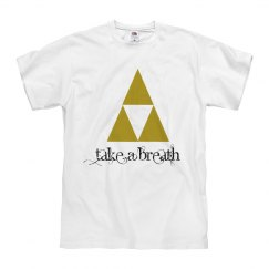 Take a Breath 2 - Gaming Tee