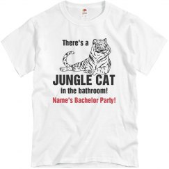 Jungle Cat Bachelor Party