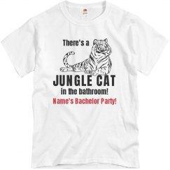 Jungle Cat Bachelor Party