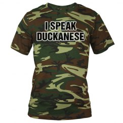 I Speak Duckanese