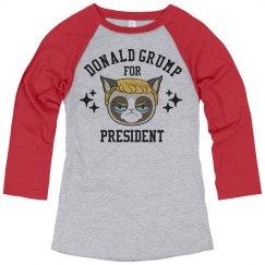Donald Grump For President