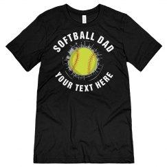Striker's Dad Softball
