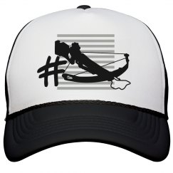 #Crossbow Truckers Hat