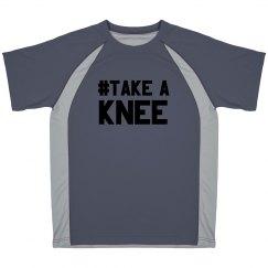 #Take A Knee Sports Tee